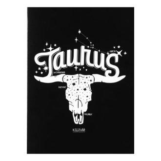 Cartolina d'auguri KILLSTAR - Taurus - NERO, KILLSTAR
