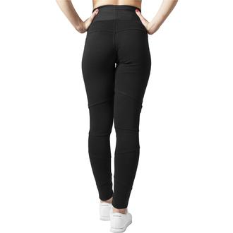 pantaloni (ghette) URBAN CLASSICS - Interlock High Waist, URBAN CLASSICS