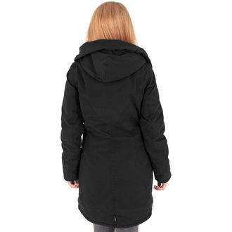 giacca invernale donna - Garment washed Long Parka - URBAN CLASSICS, URBAN CLASSICS