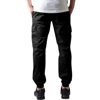 pantaloni URBAN CLASSICS - Washed Cargo Twil, URBAN CLASSICS