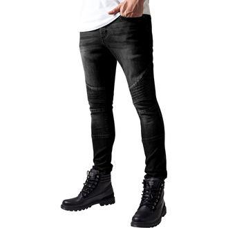 jeans URBAN CLASSICS - Slim Fit Biker Jeans, URBAN CLASSICS