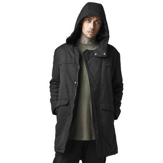 giacca invernale - g cotton peached canvas parka - URBAN CLASSICS, URBAN CLASSICS