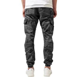 pantaloni URBAN CLASSICS - Camo Cargo Jogging, URBAN CLASSICS