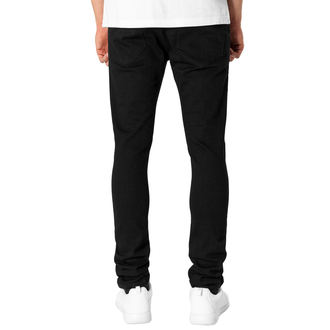 pantaloni URBAN CLASSICS - Slim Fit Knee Cut Denim, URBAN CLASSICS