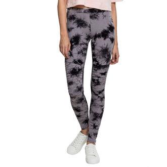 pantaloni (ghette) URBAN CLASSICS - Biker Batik - grigio / nero, URBAN CLASSICS