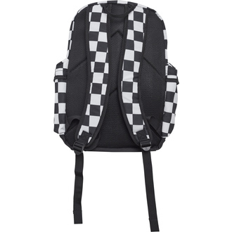 Zaino URBAN CLASSICS - Checker black & white - nero bianco, URBAN CLASSICS