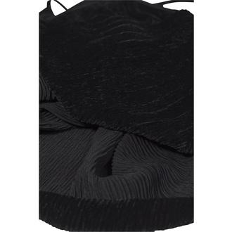 vestito URBAN CLASSICS - Velvet Slip - TB2352-black