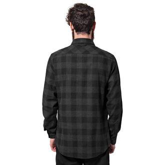 camicia uomo URBAN CLASSICS - Checked Flanell, URBAN CLASSICS