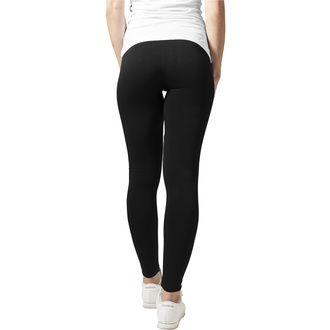 Leggins da donna URBAN CLASSICS - PA Leggings - nero, URBAN CLASSICS