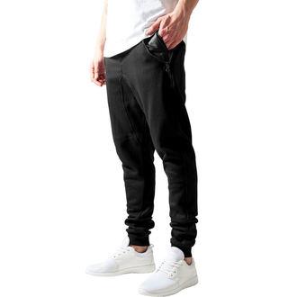 pantaloni (pantaloni della tuta) URBAN CLASSICS - Leather Pocket, URBAN CLASSICS