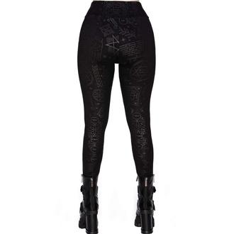 Pantaloni da donna (leggins) KILLSTAR - Telepathic, KILLSTAR