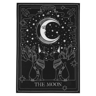 Bandiera KILLSTAR - The Moon - NERO, KILLSTAR
