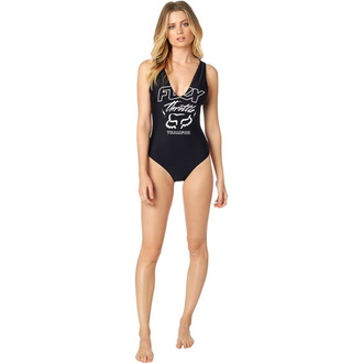Costumi da bagno donne FOX - Throttle - Nero, FOX