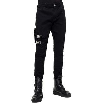 Pantaloni da uomo KILLSTAR - Tomb Raider Jeans, KILLSTAR