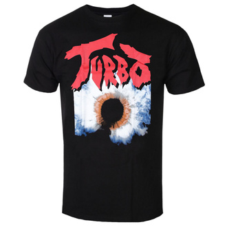t-shirt metal uomo Turbo - PIĄTY ŻYWIOŁ - CARTON, CARTON, Turbo