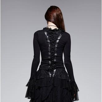 maglietta donna con manica lunga PUNK RAVE - Nocturna, PUNK RAVE