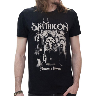 t-shirt metal uomo Satyricon - Nemesis Reduced - NNM, NNM, Satyricon