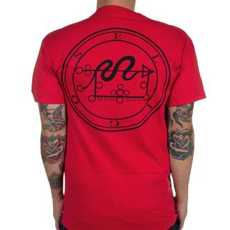 Maglietta da uomo Rotting Christ - The Mystical Meeting - Vero Rosso - INDIEMERCH, INDIEMERCH, Rotting Christ