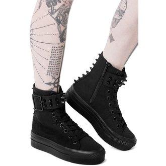scarpe con cuneo donna - UNHOLY - KILLSTAR, KILLSTAR