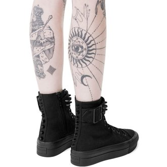 scarpe con cuneo donna - UNHOLY - KILLSTAR