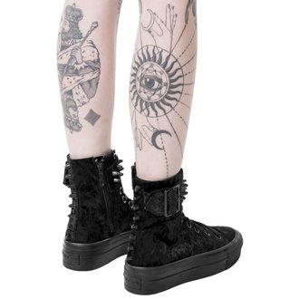 scarpe con cuneo donna - UNHOLY HIGH TOPS - KILLSTAR