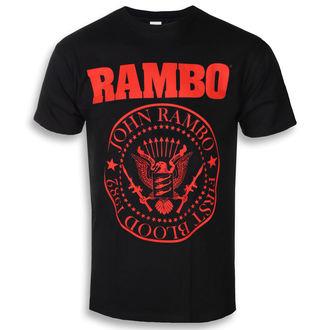 t-shirt film uomo Rambo - FIRST BLOOD 1982 - PLASTIC HEAD, PLASTIC HEAD