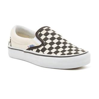 scarpe da ginnastica basse unisex - MN Slip-On Pro (Checkerboard) - VANS, VANS