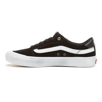 scarpe da ginnastica basse uomo - MN Style 112 Pro black/black/w - VANS, VANS