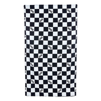 Asciugamano VANS - MN CHECKERBOARD BEAC - Nero / bianca, VANS
