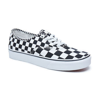 scarpe da ginnastica basse unisex - UA AUTHENTIC (MIX CHECKER) - VANS, VANS