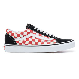 scarpe da ginnastica basse uomo - UA OLD SKOOL (checkerboard) - VANS, VANS