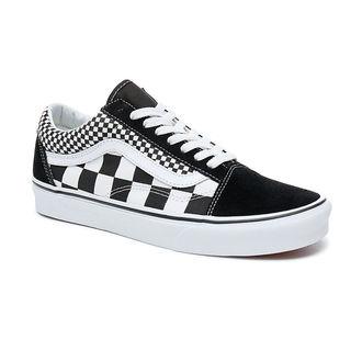 scarpe da ginnastica basse unisex - UA OLD SKOOL (MIX CHECKER) - VANS, VANS