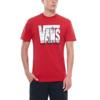 t-shirt street uomo - MN SECURITY - VANS, VANS
