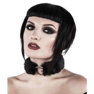 collana girocollo KILLSTAR - Venus Fur Choker - Nero, KILLSTAR