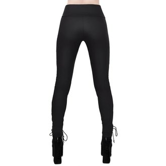 pantaloni (ghette) KILLSTAR - Viper Lace-Up, KILLSTAR