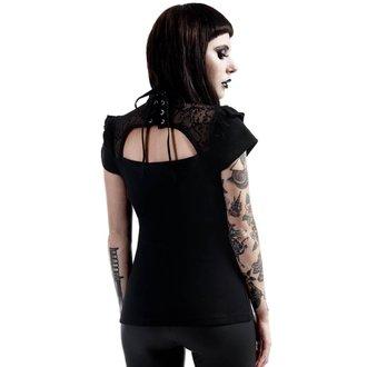 t-shirt donna - Vivi Vamp New Moon - KILLSTAR, KILLSTAR