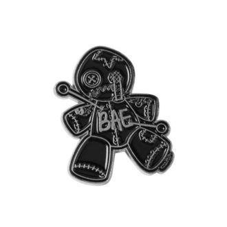 targhetta KILLSTAR - Voodoo Bae, KILLSTAR