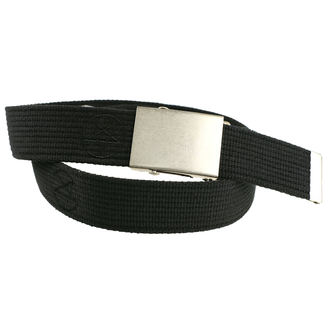 Cintura PAS-204, BLACK & METAL