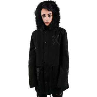 Giacca Unisex KILLSTAR - Wake From Death Parka, KILLSTAR