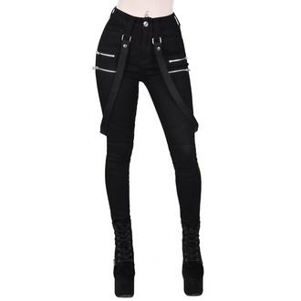 pantaloni da donna KILLSTAR - Warfare Jeans, KILLSTAR
