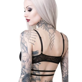 Reggiseno KILLSTAR - WEEPING WIDOW - NERO, KILLSTAR