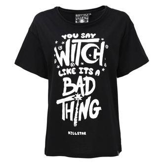 t-shirt donna - WHO'S BAD RELAXED - KILLSTAR, KILLSTAR