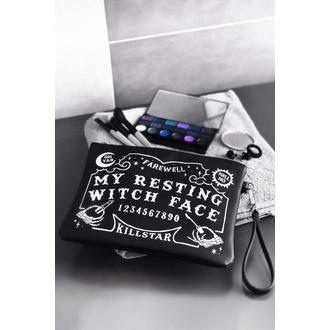 articoli da toilette borsa KILLSTAR - Witch Face, KILLSTAR