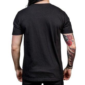 t-shirt hardcore uomo - Wornstar Essentials - WORNSTAR, WORNSTAR