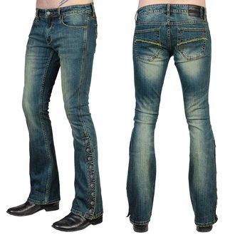 pantaloni (jeans) WORNSTAR - Hellraiser - Annata Blu, WORNSTAR