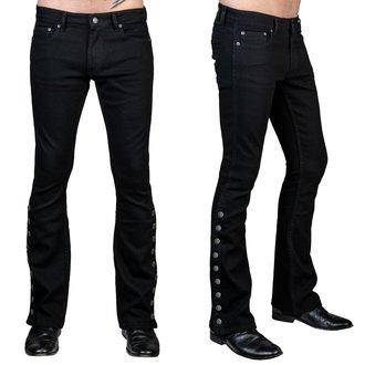 Uomo i pantaloni (jeans) WORNSTAR - Hellraiser - Nero, WORNSTAR
