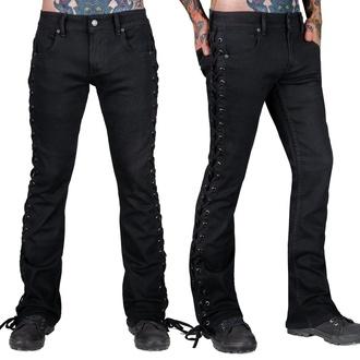 Jeans WORNSTAR - Hellraiser - Nero Denim - Nero, WORNSTAR