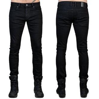 Uomo i pantaloni (jeans) WORNSTAR - Rampager - Nero, WORNSTAR