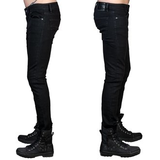 pantaloni (jeans) WORNSTAR - Rampager - Nero, WORNSTAR