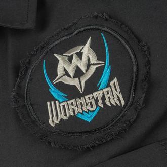 Camicia Uomo WORNSTAR - MASTER Fight Fire - Nero